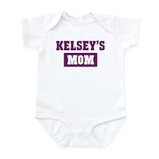 Kelseys Mom Infant Bodysuit