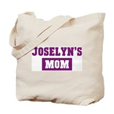 Joselyns Mom Tote Bag
