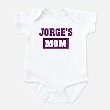 Jorges Mom Infant Bodysuit