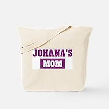 Johanas Mom Tote Bag