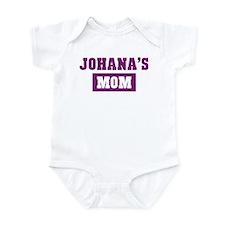 Johanas Mom Infant Bodysuit