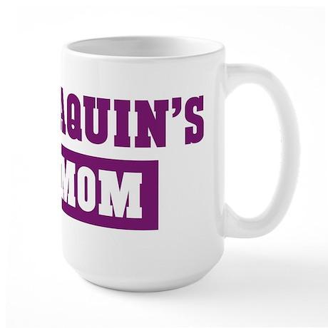 Joaquins Mom Large Mug