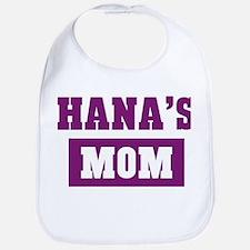 Hanas Mom Bib