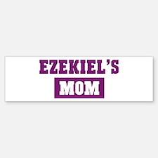 Ezekiels Mom Bumper Bumper Bumper Sticker