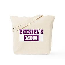 Ezekiels Mom Tote Bag