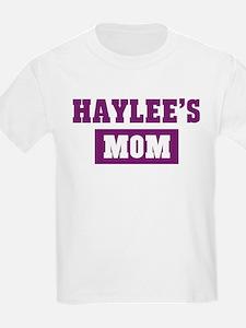 Haylees Mom T-Shirt