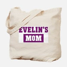 Evelins Mom Tote Bag