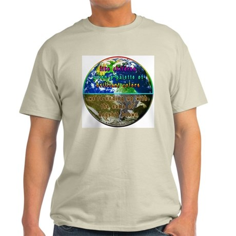 PLANET EARTH DEFILED Light T-Shirt