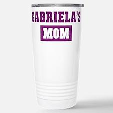 Gabrielas Mom Stainless Steel Travel Mug