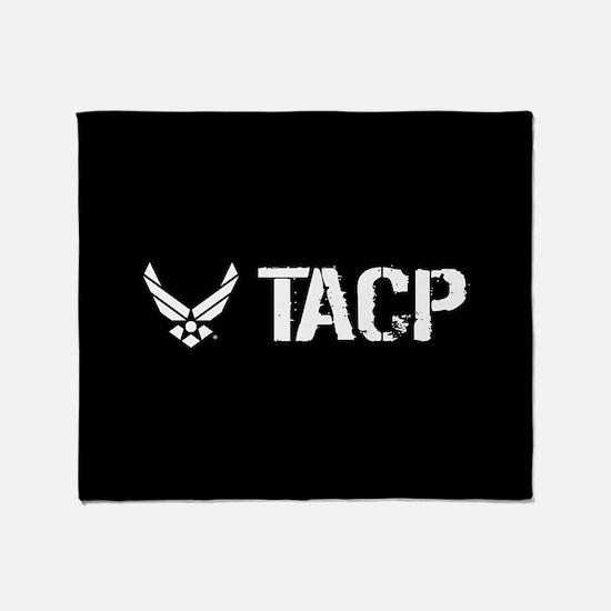 USAF: TACP Throw Blanket