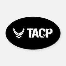 USAF: TACP Oval Car Magnet