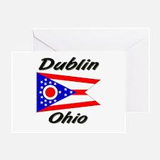 Dublin Ohio Greeting Card
