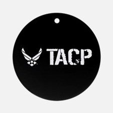 USAF: TACP Round Ornament