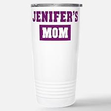 Jenifers Mom Stainless Steel Travel Mug