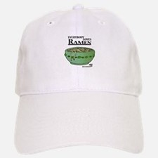 Everybody Loves Ramen (Noodles) Baseball Baseball Cap
