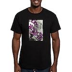 Photo montage Men's Fitted T-Shirt (dark)
