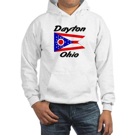 Dayton Ohio Hooded Sweatshirt