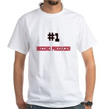 Number 1 RECORD PRODUCER Shirt