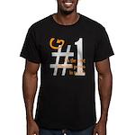 I'm Influential Men's Fitted T-Shirt (dark)