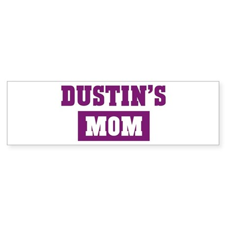 Dustins Mom Bumper Sticker