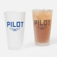 Pilot Drinking Glass