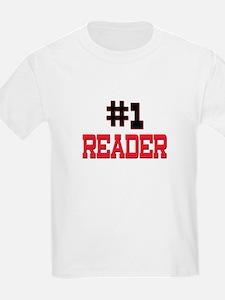 Number 1 READER T-Shirt