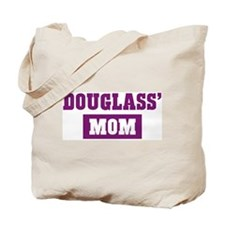 Douglasss Mom Tote Bag