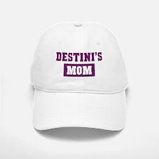 Destinis Mom Baseball Baseball Cap