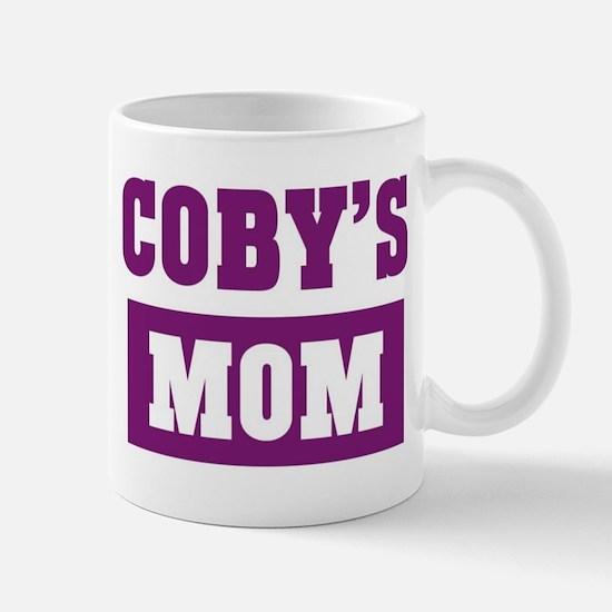 Cobys Mom Mug