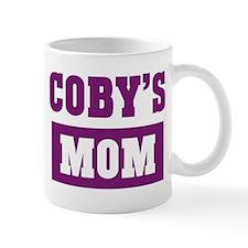 Cobys Mom Small Mug