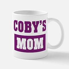 Cobys Mom Small Small Mug