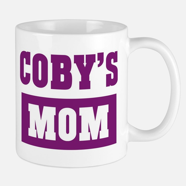 Cobys Mom Small Small Mug