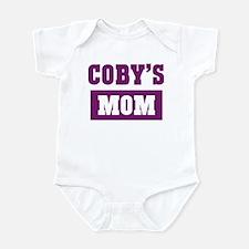 Cobys Mom Infant Bodysuit