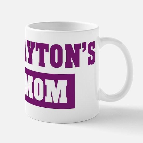 Claytons Mom Mug