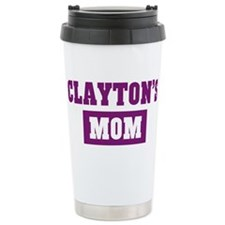 Claytons Mom Travel Mug