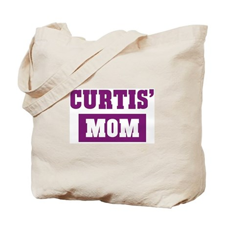 Curtiss Mom Tote Bag