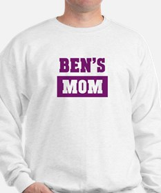 Bens Mom Sweatshirt