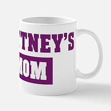 Brittneys Mom Mug