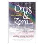 Otis & Zora Large Poster