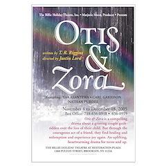 Otis & Zora Posters