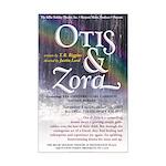 Otis & Zora Mini Poster Print