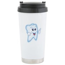 Friendly Tooth Dental Travel Mug