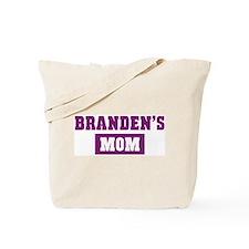 Brandens Mom Tote Bag