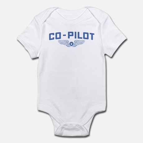 Co-Pilot Infant Bodysuit