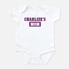 Charlizes Mom Onesie