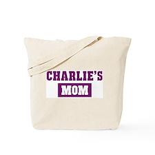 Charlies Mom Tote Bag
