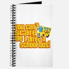 You Can't Scare Me - School Bus Journal