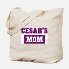 Cesars Mom Tote Bag