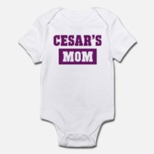 Cesars Mom Infant Bodysuit