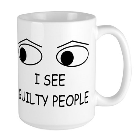 ccguiltypeople1 Mugs
